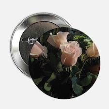 """Unique Flowers color 2.25"""" Button"""