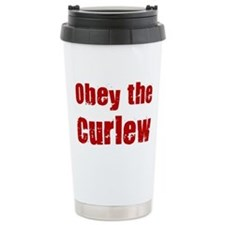 Unique Obey Travel Mug