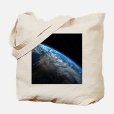 EARTH ORBIT Tote Bag