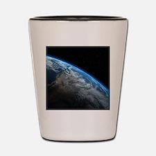EARTH ORBIT Shot Glass