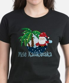 Cute Palm tree christmas Tee