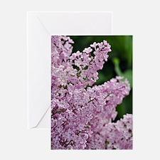 Unique Floral botanical Greeting Card