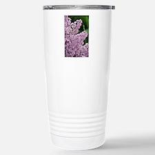 Purple lilac flowers Travel Mug