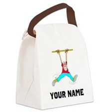 Pull Ups Canvas Lunch Bag