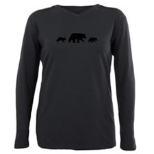 Funny Animals and wildlife Plus Size Long Sleeve Tee