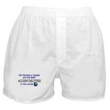 Best Account Executives In The World Boxer Shorts