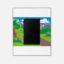 black princess Picture Frame