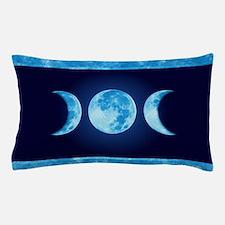 Three Phase Moon Pillow Case