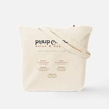 Philip Ciampa Tote Bag