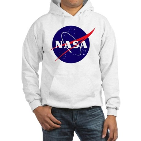 STS 120 Discovery NASA Hooded Sweatshirt
