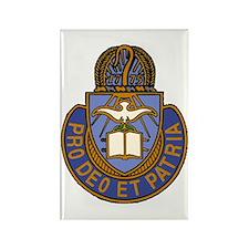 Chaplain Crest Rectangle Magnet