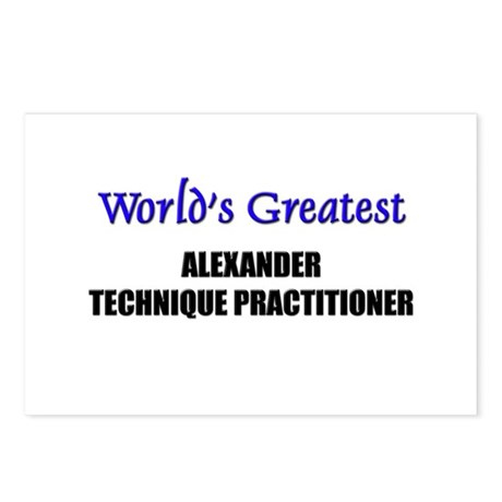 Worlds Greatest ALEXANDER TECHNIQUE PRACTITIONER P