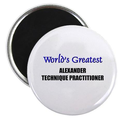 Worlds Greatest ALEXANDER TECHNIQUE PRACTITIONER 2