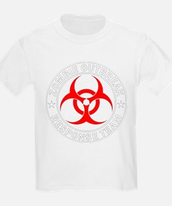 Unique Zombie response team T-Shirt