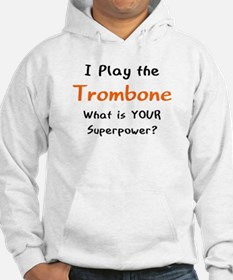 play trombone Jumper Hoody