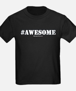 HASHTAG AWESOME T