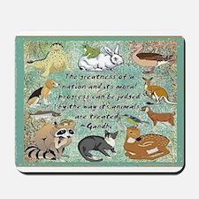 Animals Mousepad
