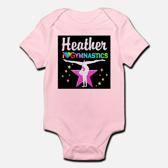 SPARKLING GYMNAST Infant Bodysuit