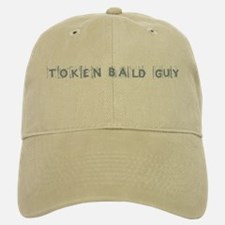 Token Bald Guy Baseball Baseball Cap