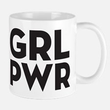 Girl Power Small Mugs