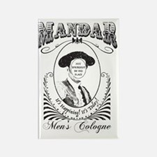 MANDAR COLOGNE Rectangle Magnet