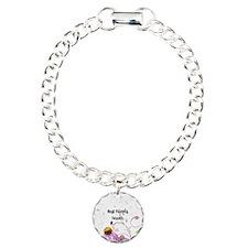 Best Friends Forever Charm Bracelet, One Charm