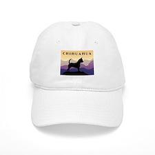Chihuahua Purple Mountains Baseball Cap
