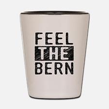 Cute Democratic presidents Shot Glass