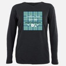 Southern Style 1913 Plus Size Long Sleeve Tee