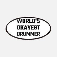 World's Okayest Drummer Patch