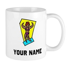 Female Bodybuilder Mugs