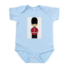 Cute Traditional Infant Bodysuit