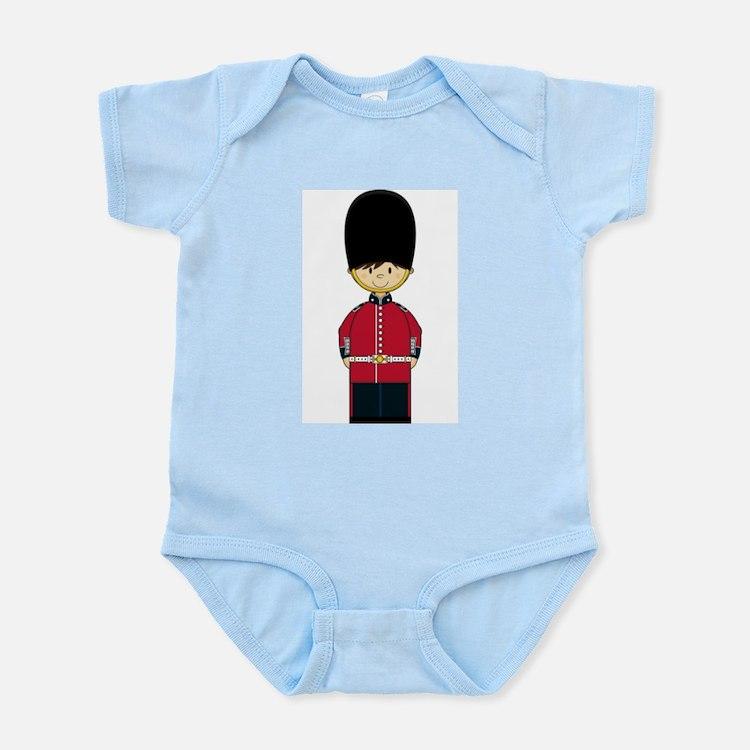 Cute Guardsman Infant Bodysuit
