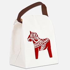 Cute Sweden Canvas Lunch Bag