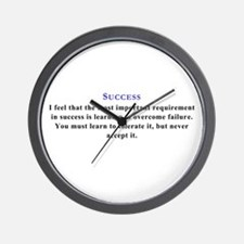 478121 Wall Clock