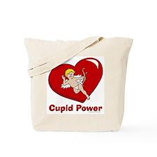 Cupid Power Tote Bag