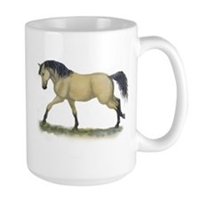 Buckskin Takin off Mug