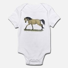 Buckskin Takin off Infant Bodysuit
