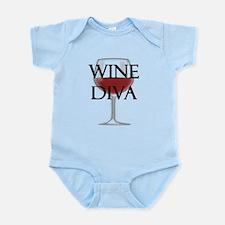 Wine Diva Body Suit