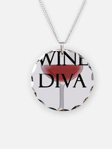 Wine Diva Necklace