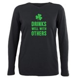 Funny st patricks day Long Sleeve T Shirts
