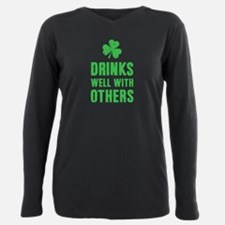 Cool Others Plus Size Long Sleeve Tee