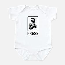 Press Pass Infant Bodysuit