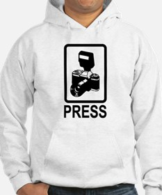 Press Pass Hoodie