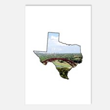 Cute Capital cities Postcards (Package of 8)