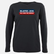 McAfee 2016 For a Virus Free America! Plus Size Lo