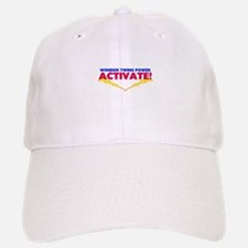 Wonder Twins Baseball Baseball Cap