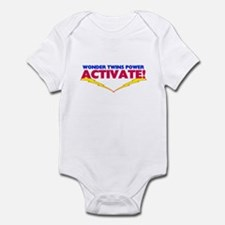 Wonder Twins Infant Bodysuit