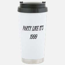 Party like it's 1999 Stainless Steel Travel Mug