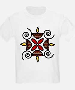 Rangoli Kids T-Shirt